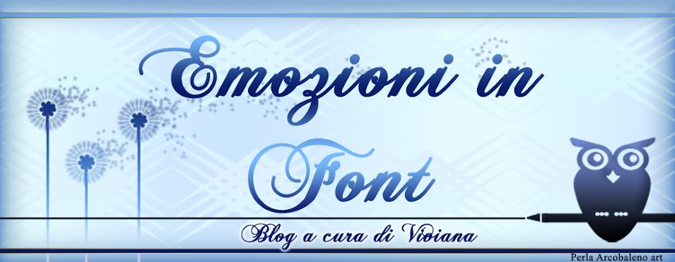 Emozioni in Font