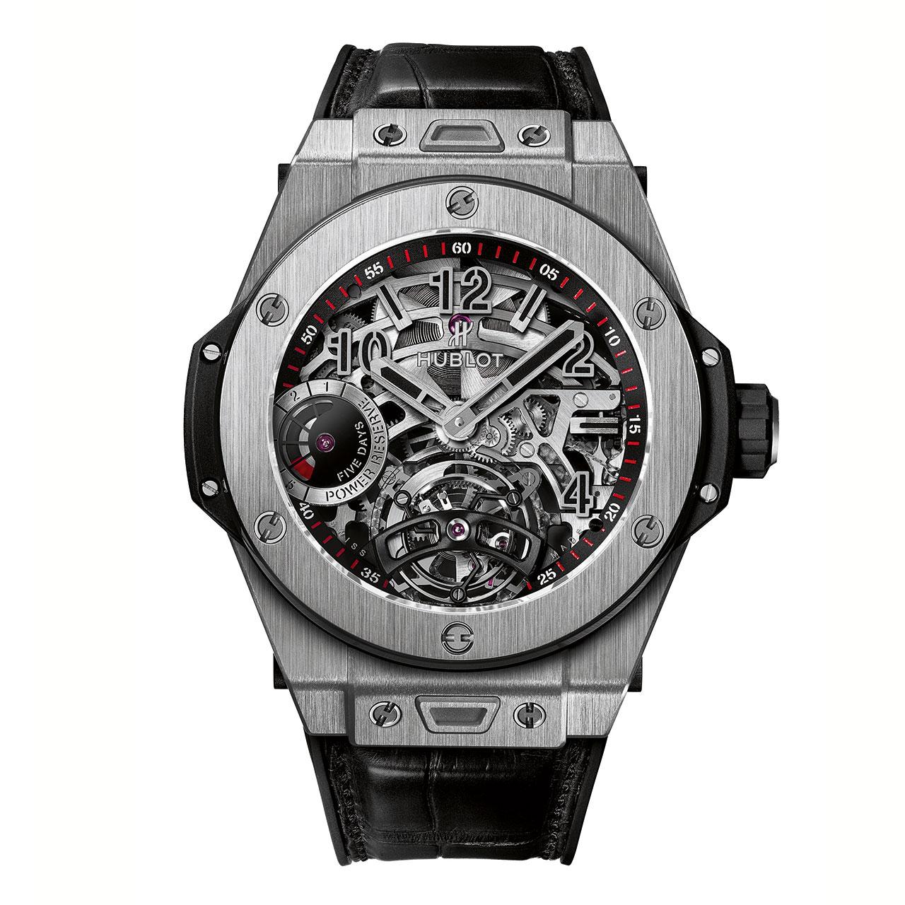Hublot Big Bang Tourbillon Power Reserve 5-Days Indicator Mechanical Watch