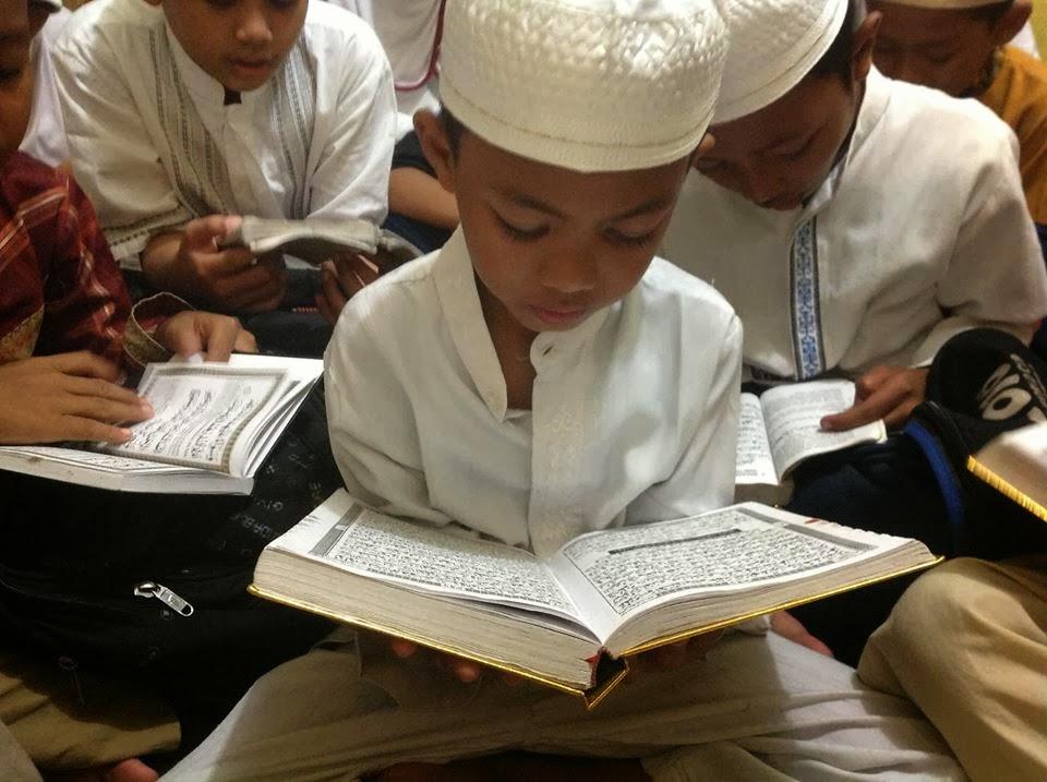Al-Mulk Bacaan Merdu