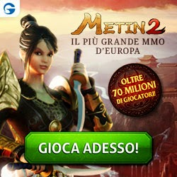 Metin2 BP - Le Porte dell'Inferno