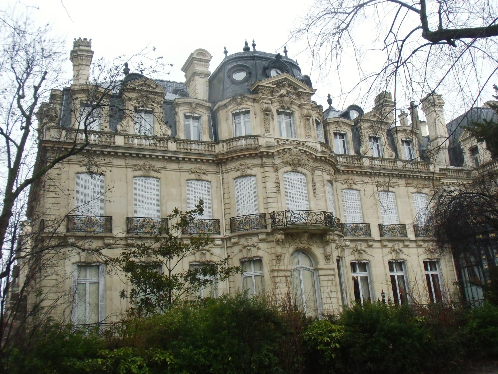 La rte le p re d 39 ulysse la plaine monceau 3 paris for Hotel design paris 8