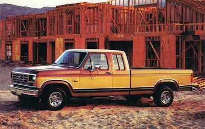 transpress nz 1986 ford f series supercab pickup. Black Bedroom Furniture Sets. Home Design Ideas