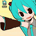 Hatsune Miku Go Louncher Theme Untuk Android