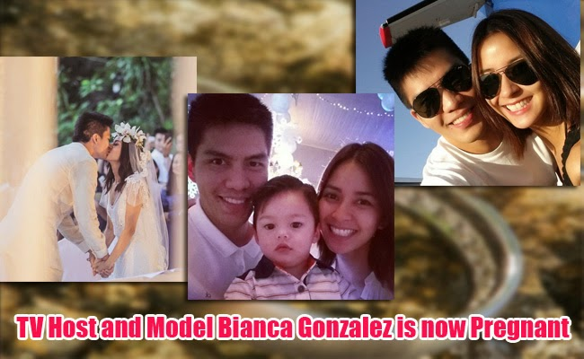 TV Host and Model Bianca Gonzalez is now Pregnant