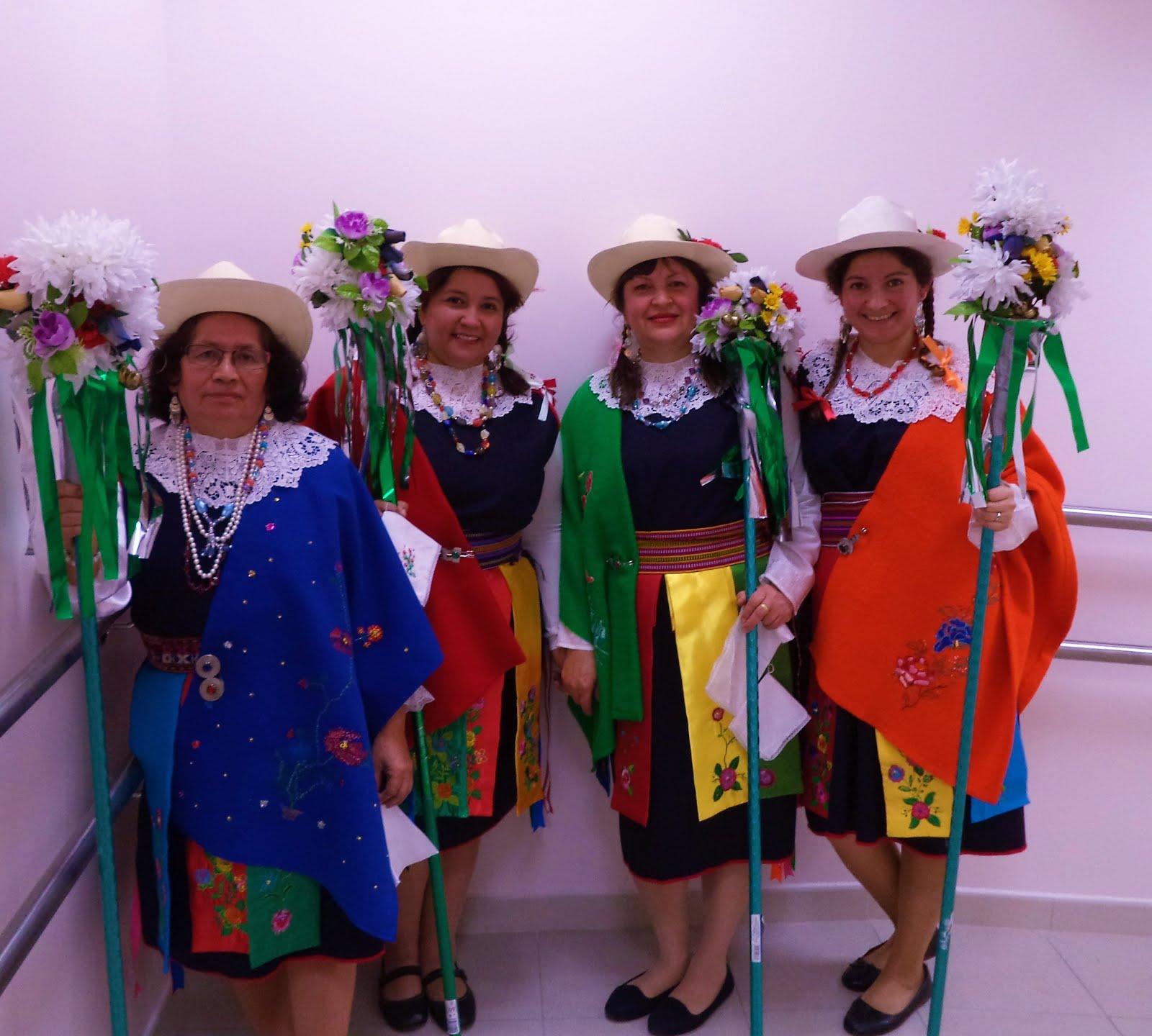 Pastoras de Huañec en Aranjuez - España