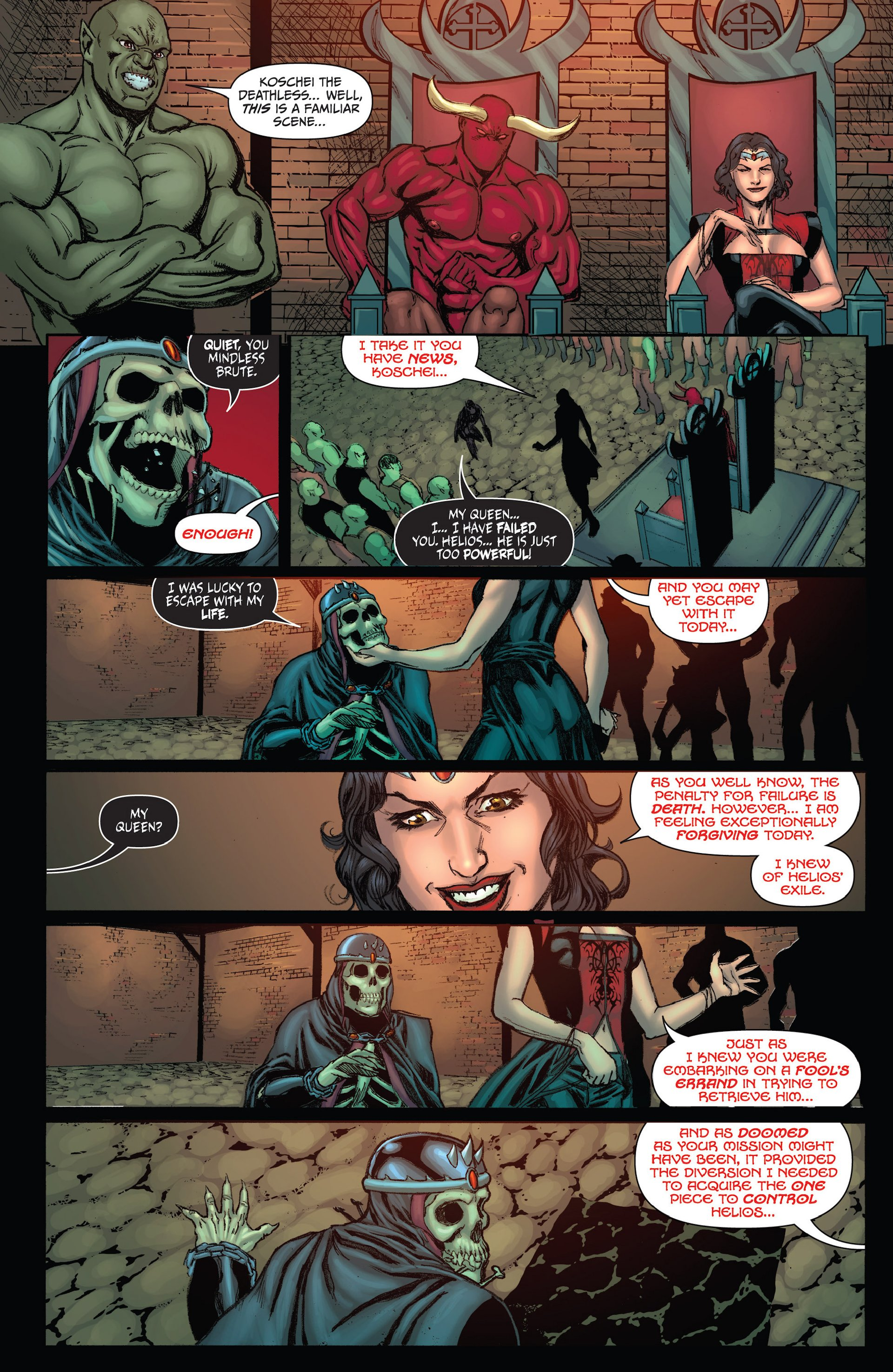 Grimm Fairy Tales (2005) Issue #96 #99 - English 22