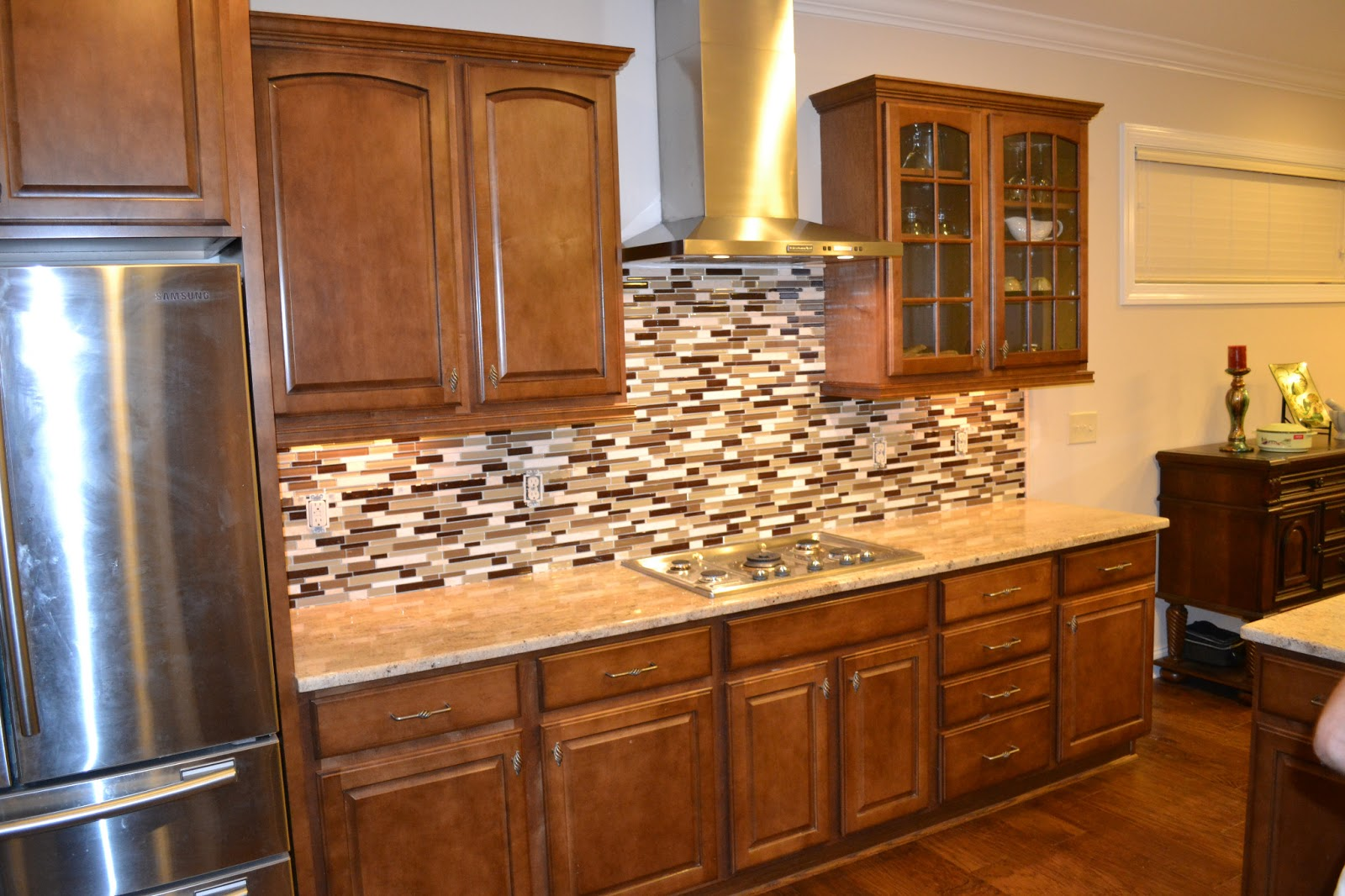 Decor You Adore: Jewelry For The Kitchen. Full resolution‎  photo, nominally Width 1600 Height 1066 pixels, photo with #AC6E1F.