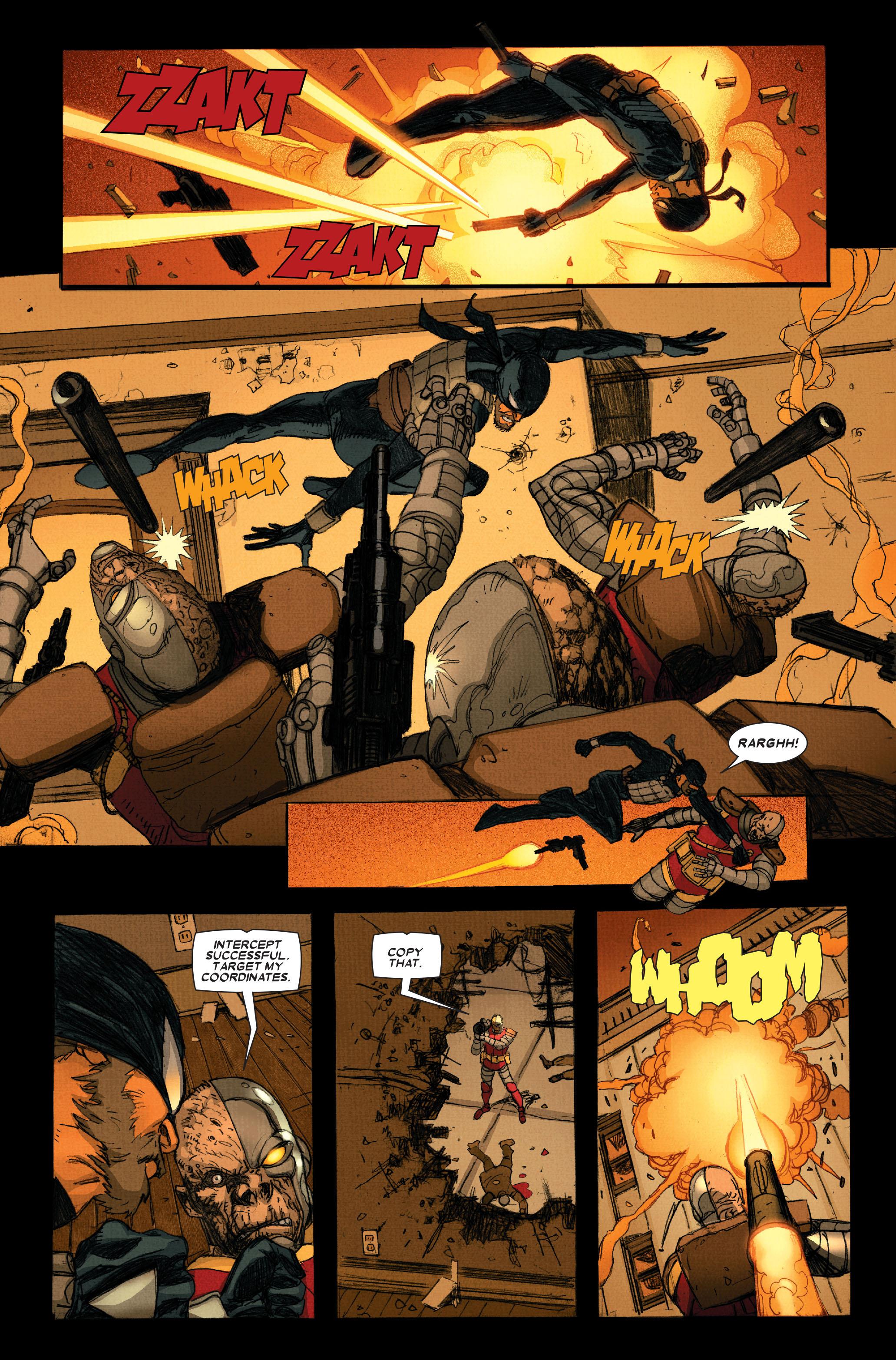 Wolverine: Weapon X #13 #4 - English 6