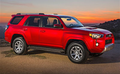 2016 Toyota 4Runner Price Release Date Review