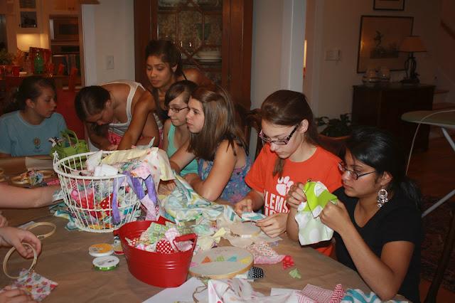 Liberty Youth Group: Girls Sleepover