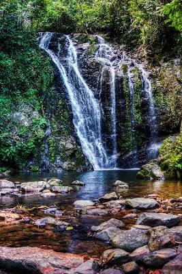 Air Terjun Taman Bukit Tawau