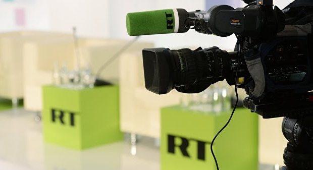 Η Ρωσία θα απαντήσει με τον ίδιο τρόπο στις προσπάθειες των Αμερικανικών ΜΜΕ να εμποδίσουν την τηλεόραση του RT.