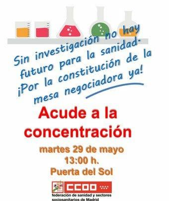 29 de mayo Sin Ciencia no hay Futuro