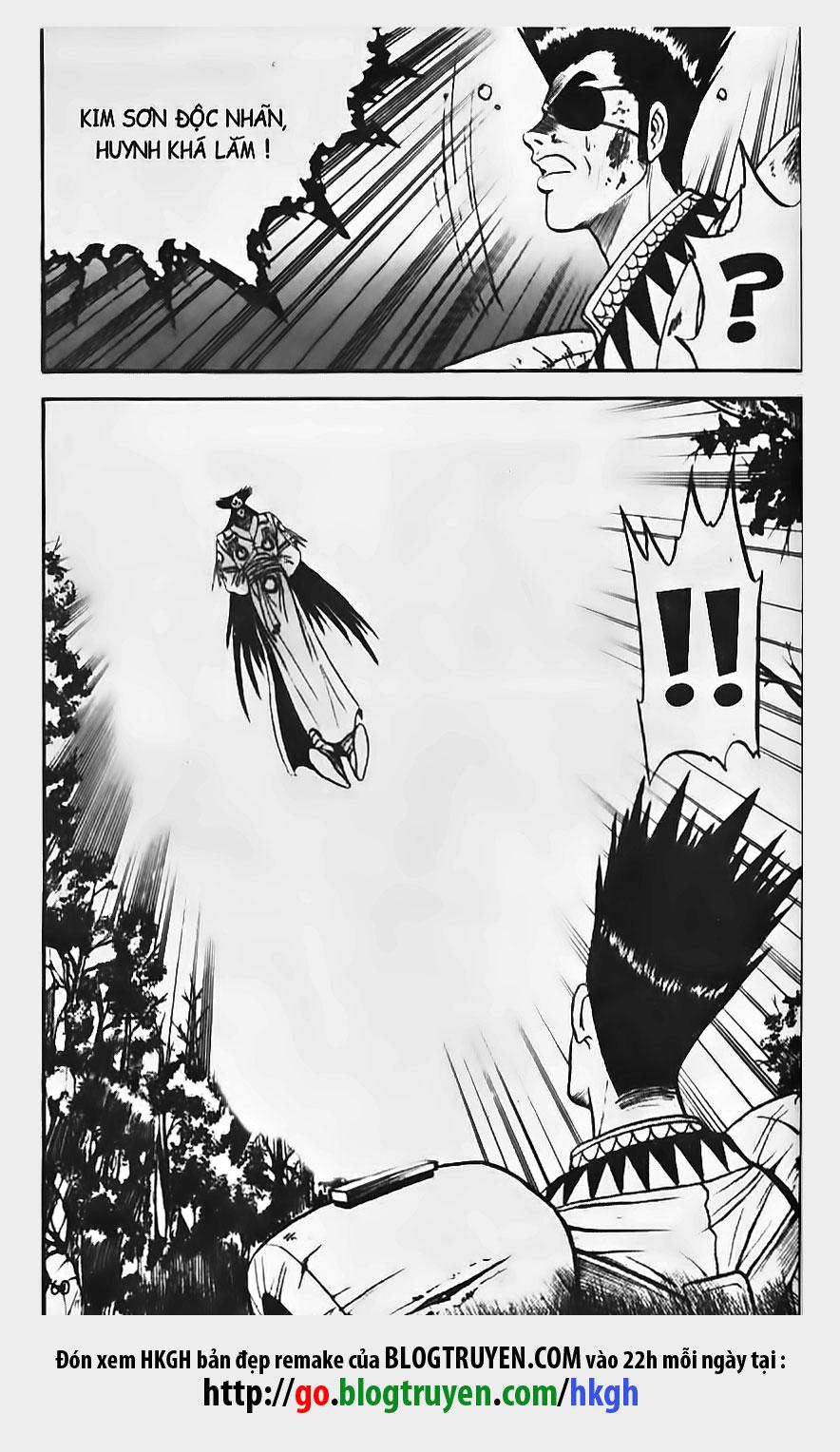 Hiệp Khách Giang Hồ trang 8