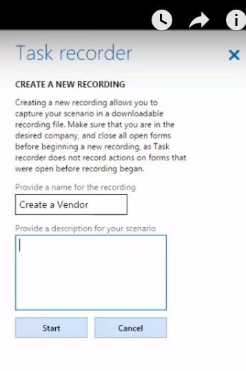 Create new Task