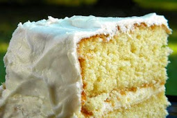 The Best One-Bowl Yellow Cake