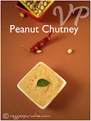 PEANUT CHUTNEY RECIPE