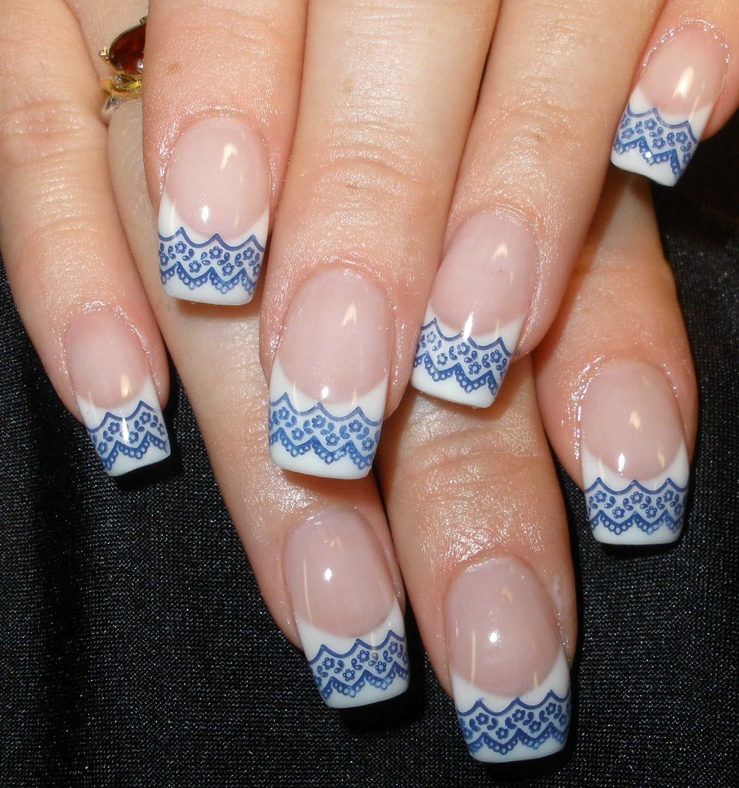 Classy nail designs pccala perfect and classy nail designs spending very little time and money prinsesfo Gallery