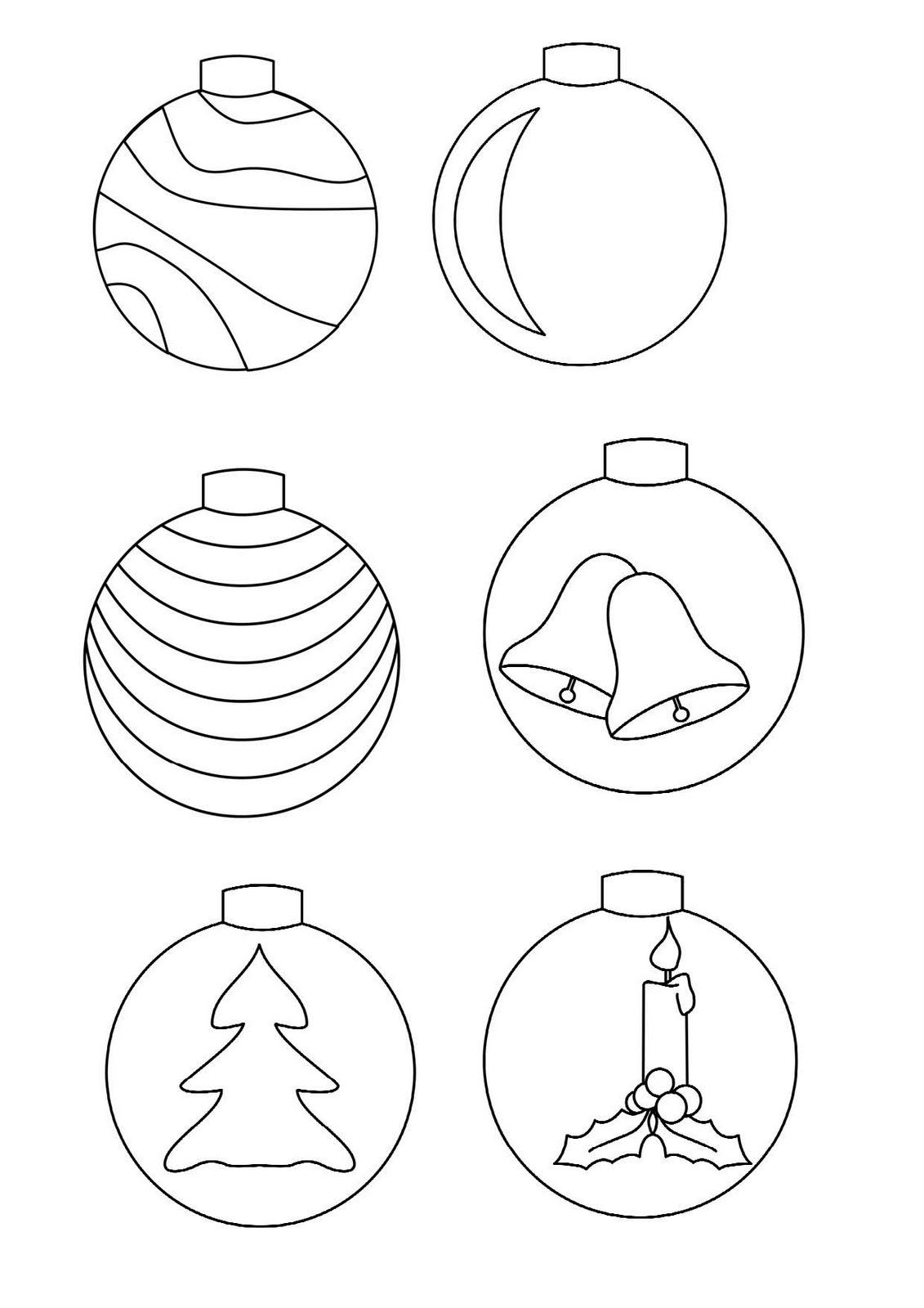 Manualidades con mis hijas bolitas navide as para decorar - Bolas de navidad para decorar ...