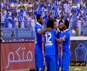 اهداف مباراة الهلال والاتحاد 3-0 دوري عبداللطيف جميل السعودي للمحترفين,