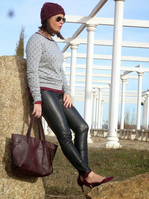 pantalón cuero 1