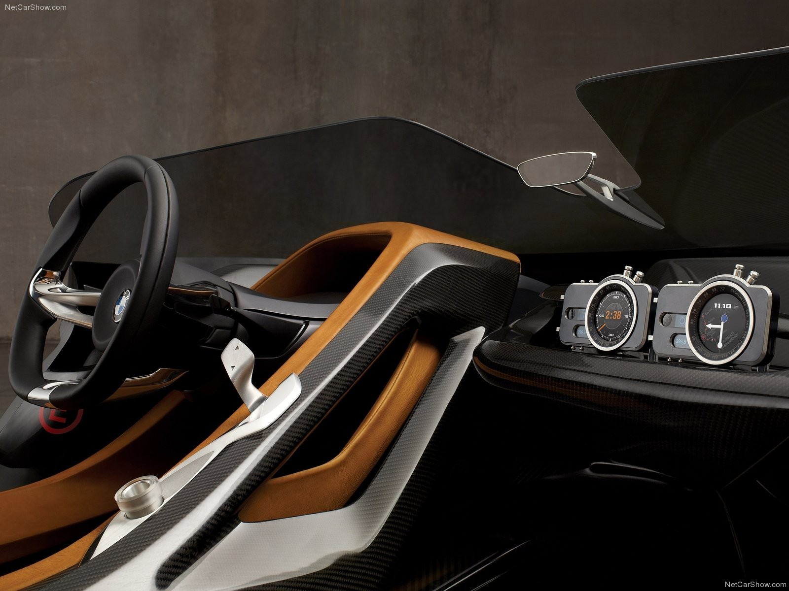 Inside of BMW 328 Hommage - HD Wallpaper