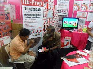 Tongkat Ali Nu-Prep 100 (paten US,EU) PAKAR ANDROLOGY MALAYSIA MENGAMALKAN ( lebih 10 tahun )