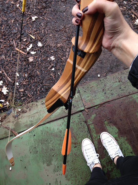 Archery at Celtic Manor Resort Wales