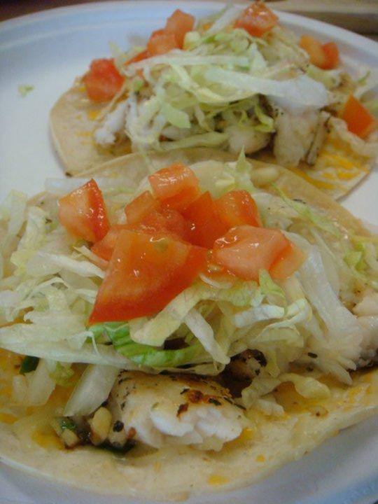 04.30.11: Fresh Fish Tacos