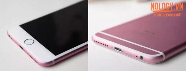 Điện thoại Iphone 6s lock bản màu hồng