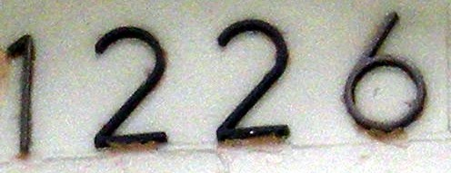NumberADay: 1226