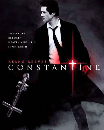 Watch/Download 'Constantine' (2005) movie starring Keanu Reeves and Rachel ...