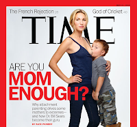 3-year-old breastfeeding on cover of Time Magazine?
