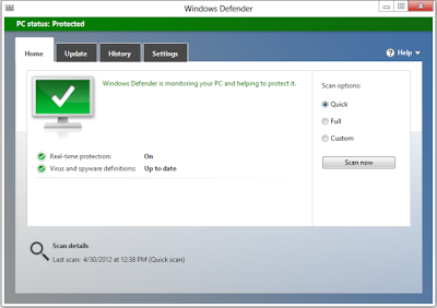 Hard Drive Recovery Tools - Windows Defender