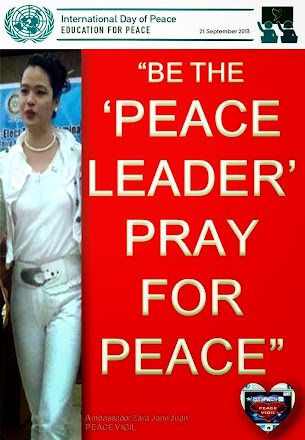 Be the Peace Leader