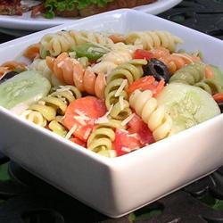 Garden Pasta Salad picture