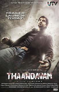 Vikram's Thaandavam trailer launch Picture