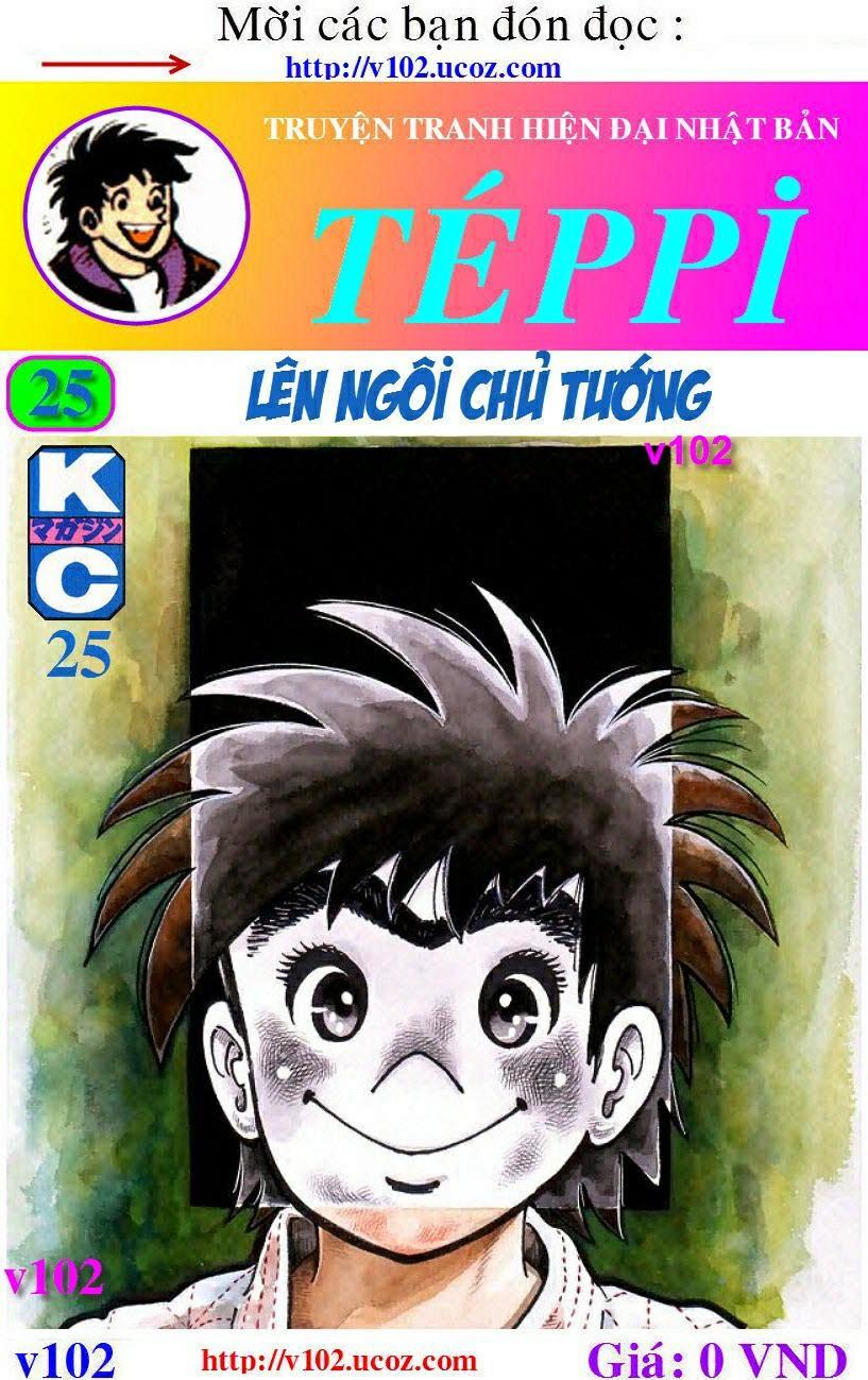 Siêu quậy Teppi chap 96 - Trang 50