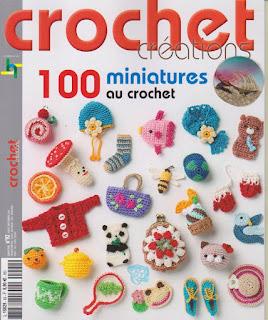 100 Miniaturas a Crochet
