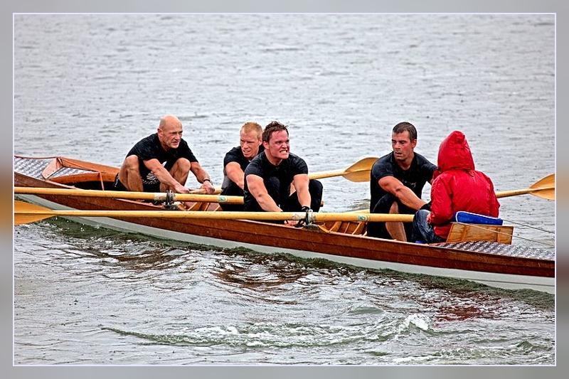 лодка два в целях академической гребли