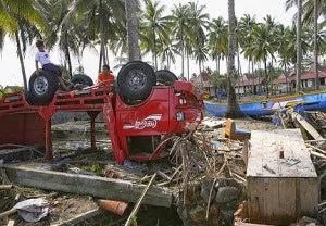 5 Tsunami Paling Mengerikan di Dunia
