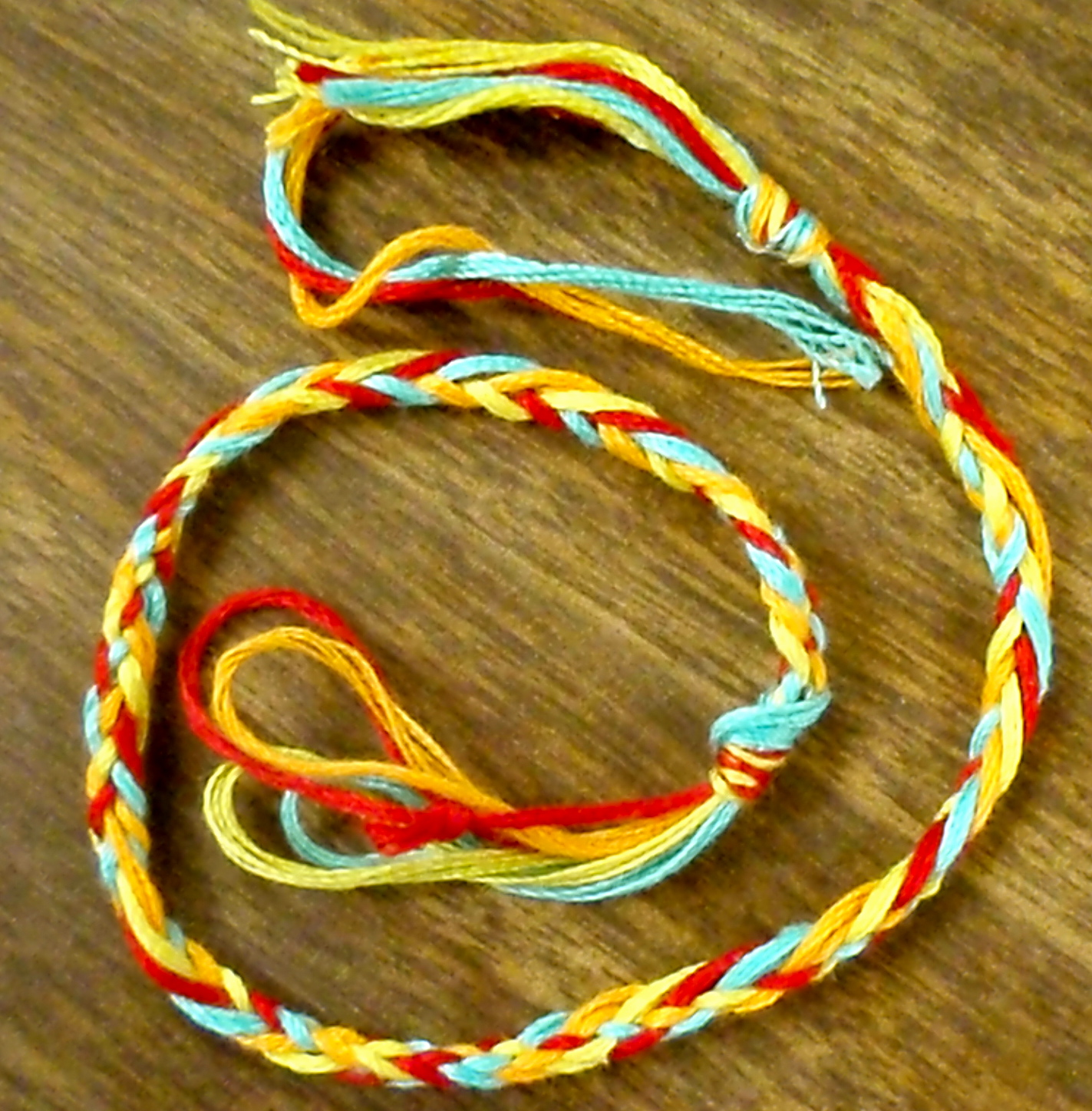 anklet id friendship tutorial bracelets string bracelet chevron