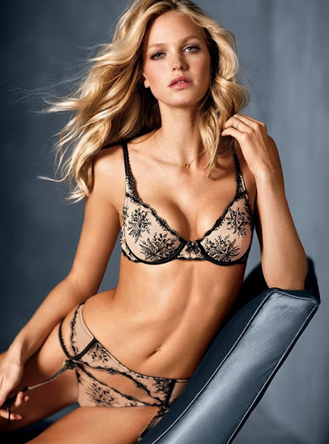 Valentine's Day Lingerie from Victoria's Secret