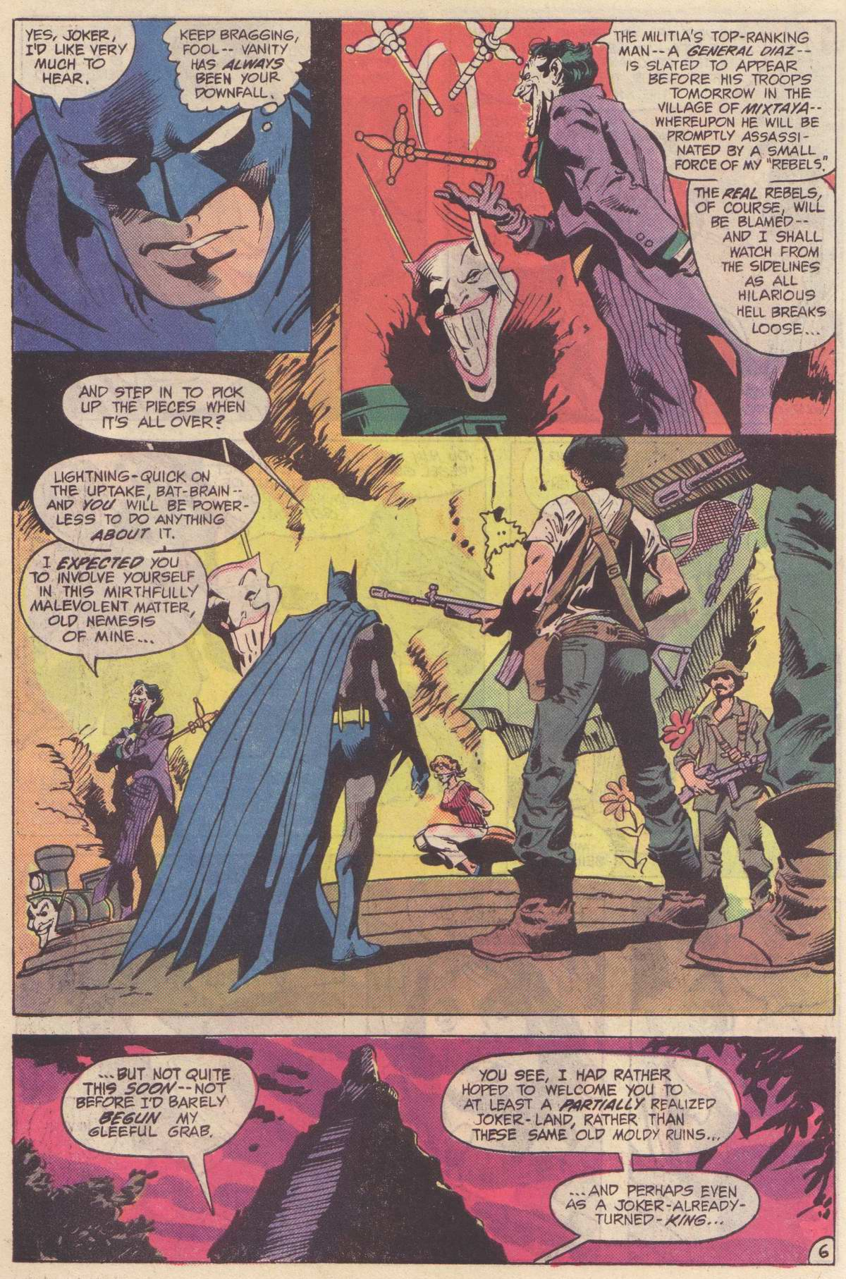 Detective Comics (1937) Issue #532 Page 7