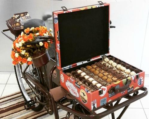 food bike Fábrica de Brigadeiros Gourmet