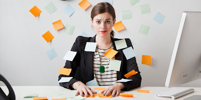 El estrés también puede descontrolar nuestra tensión
