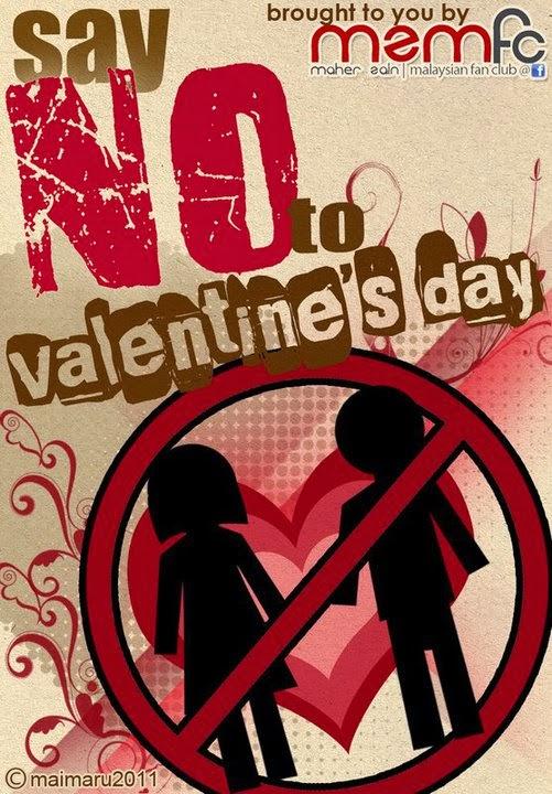 Mengapa Valentines Day Haram? Jom Baca!