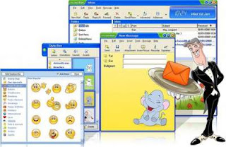 mail,mail client, Incredimail, Stylish Mailing Software