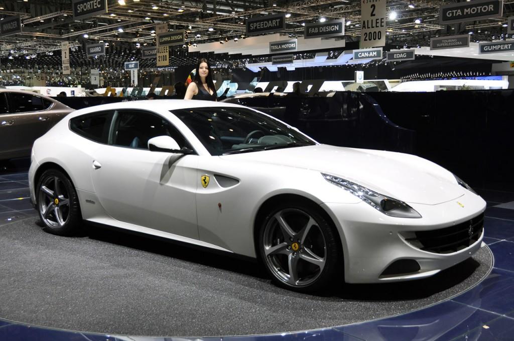 All Cars Model List: 2012 Ferrari ff