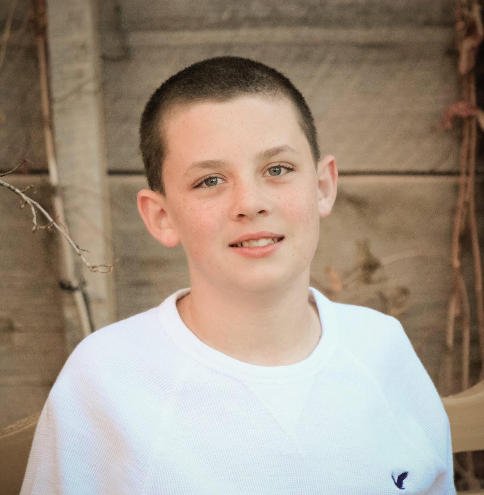 Riley age 13